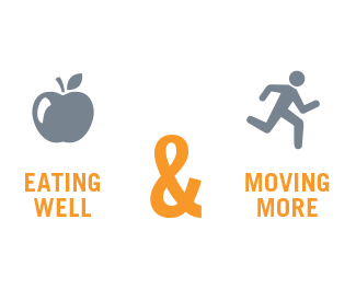 Eating Well and Moving More